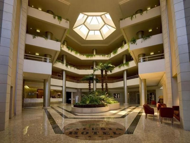 Foyer Of The Hotel : Gallery falésia hotel adults only albufeira algarve